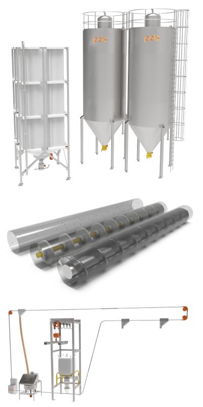 imagen productos para el procesos de alimentación