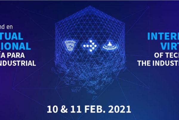 MCR estará en la primera feria internacional virtual de tecnología de procesos industriales