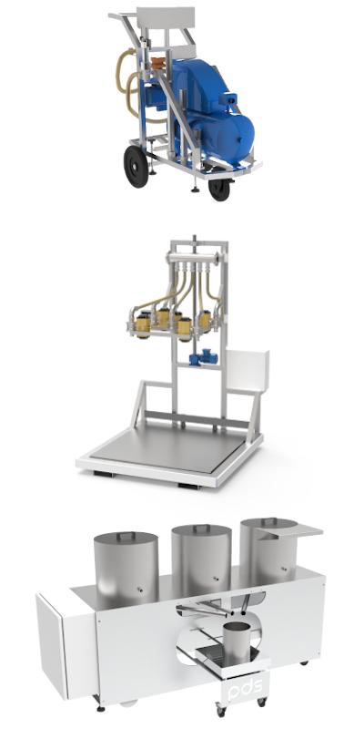 imagen MCR productos del proceso de química
