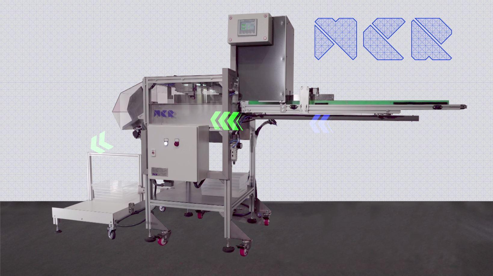 Nuevo vídeo del equipo SIQ-C | Control de Calidad por Láser 3D
